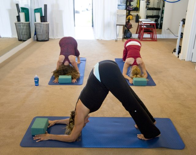 Fitness nach der Geburt - Rückbildung