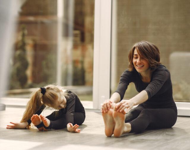Neuer Yoga-Kurs für Kids